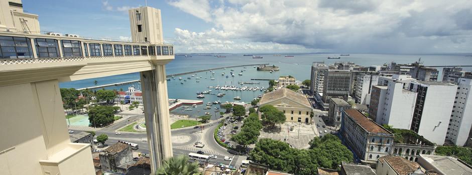 Está de folga no final de semana? Aproveite para conhecer as belezas de Salvador, uma das cidades-sede da rede JS Peças!