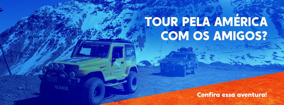 TOUR PELA AMÉRICA COM A JS PEÇAS